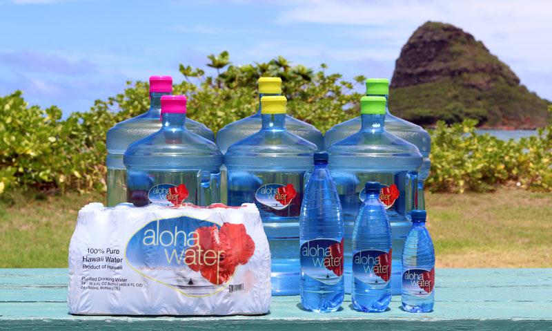 Our Water - Aloha Water Company